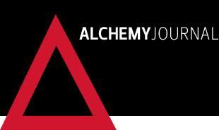 Alchemy Journal logo